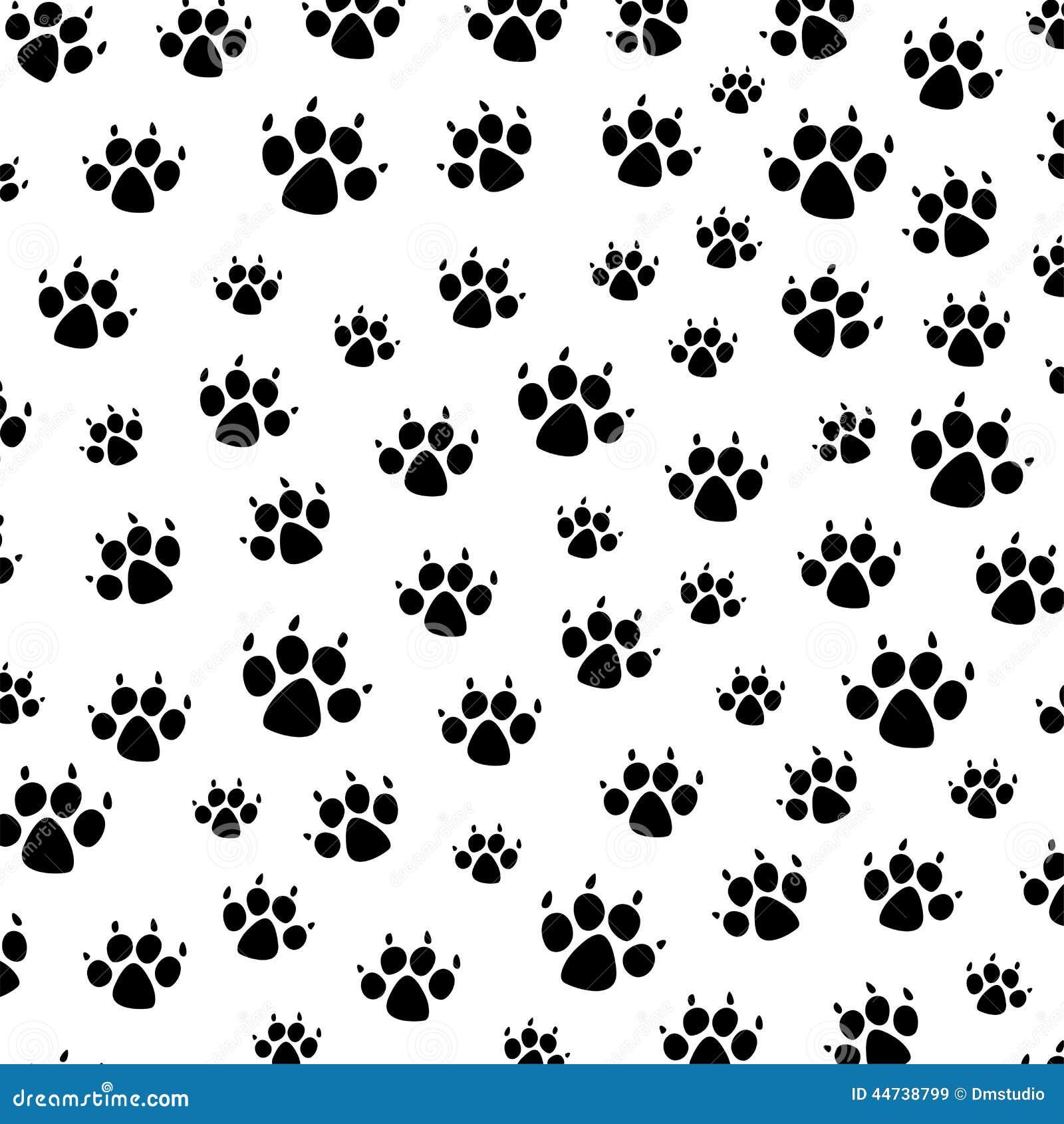 Psi stopa druki