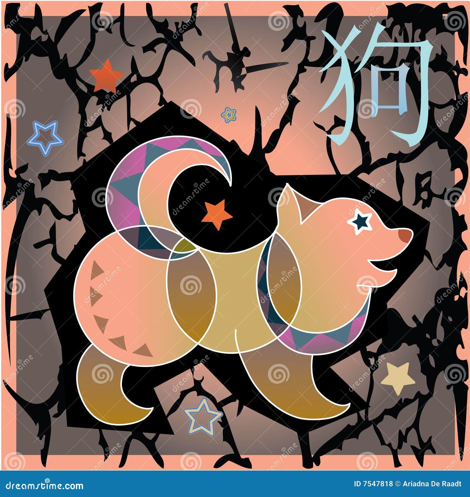 Psi zwierzę horoskop