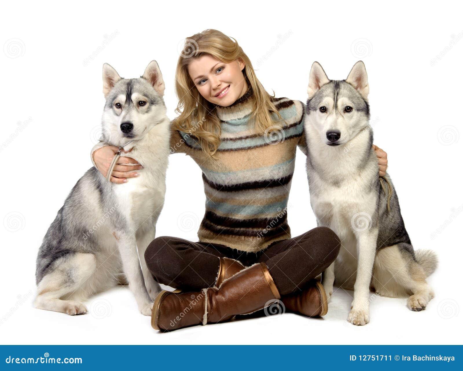 Psia dziewczyna