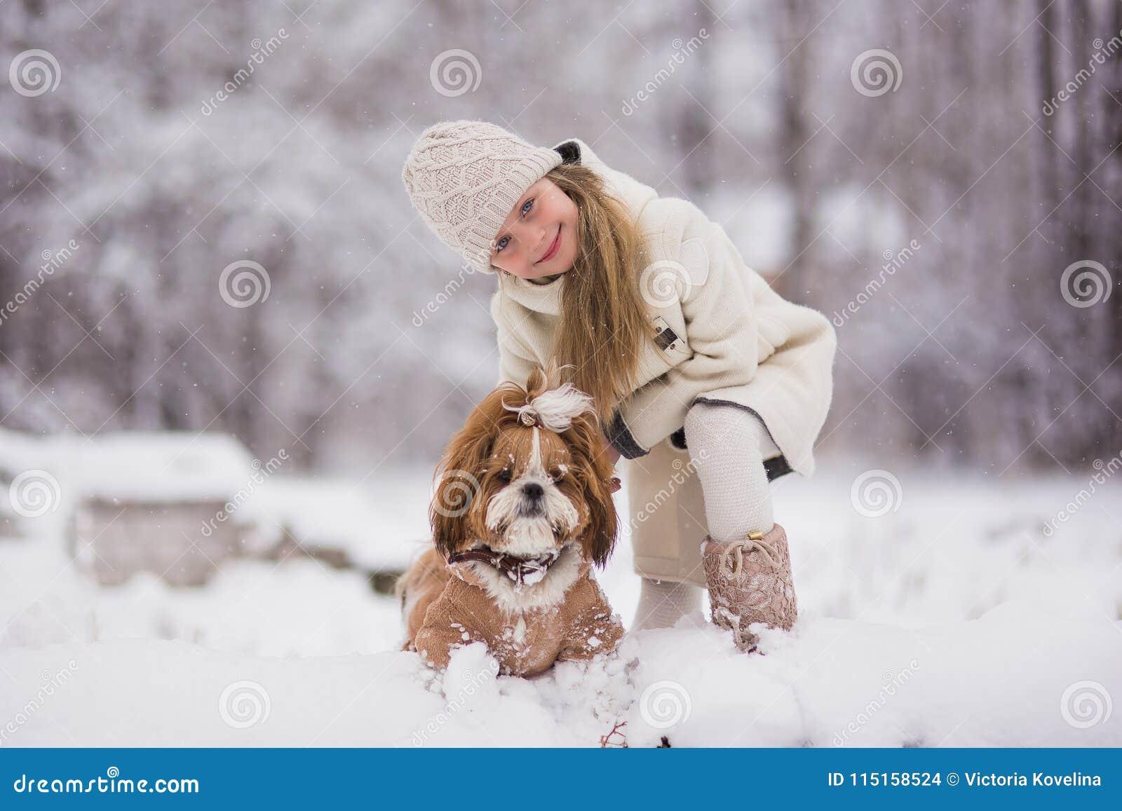 Psia dziewczyno jej pet