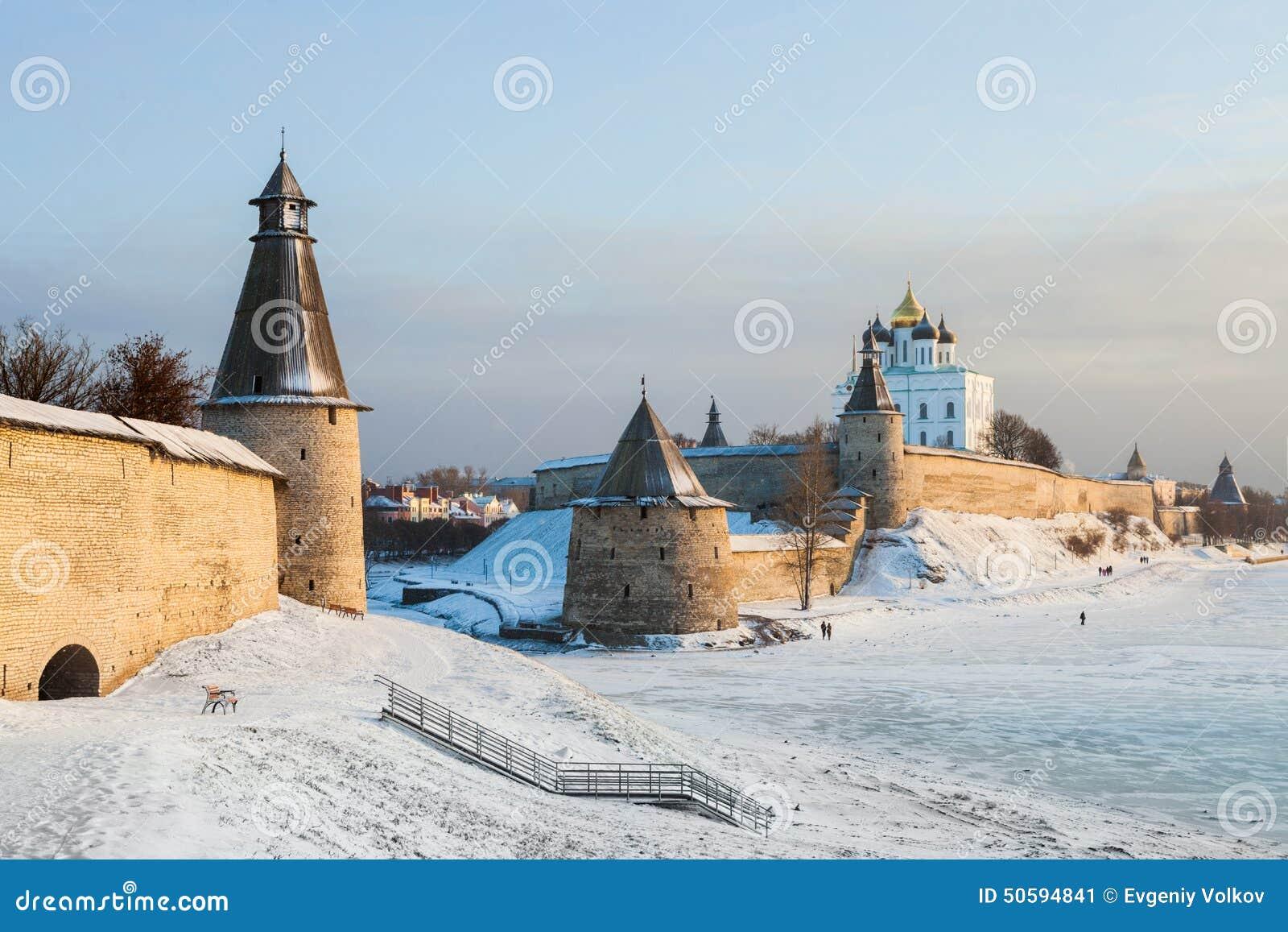 Pskov het Kremlin