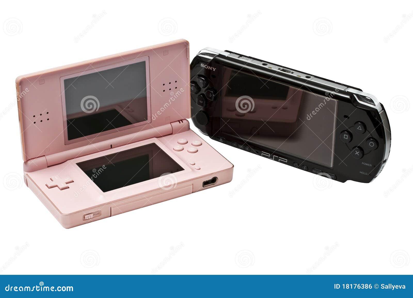 PSP U. NDS