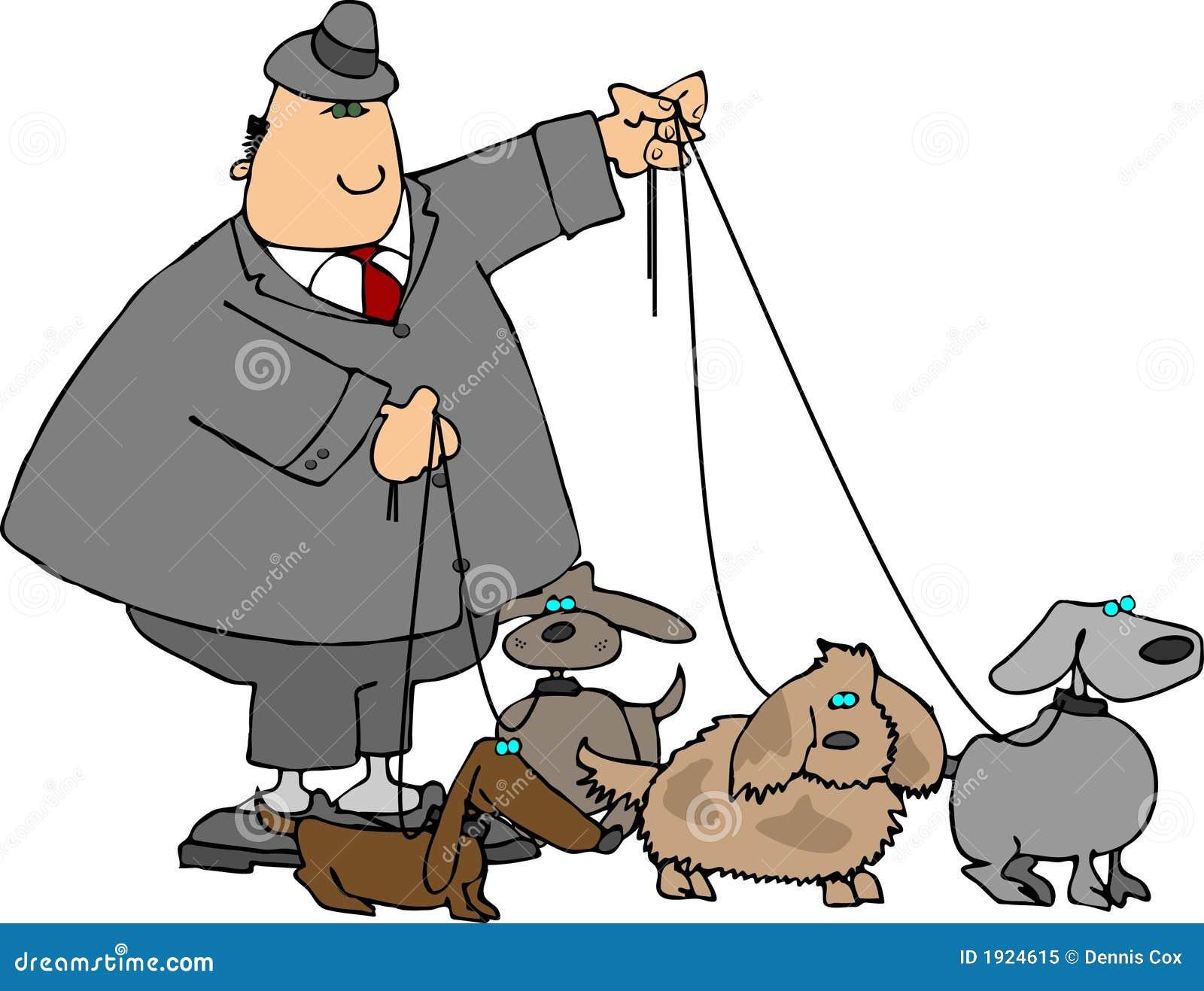 Psy chodzić