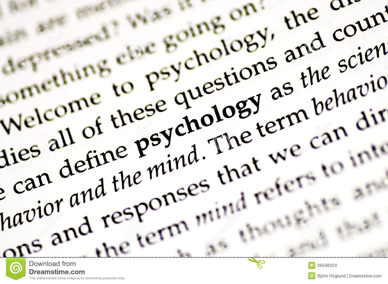 psychology major contributors Contributors:dana lynn driscoll, aleksandra kasztalska  most major writing  assignments in psychology courses consists of one of the following two types.