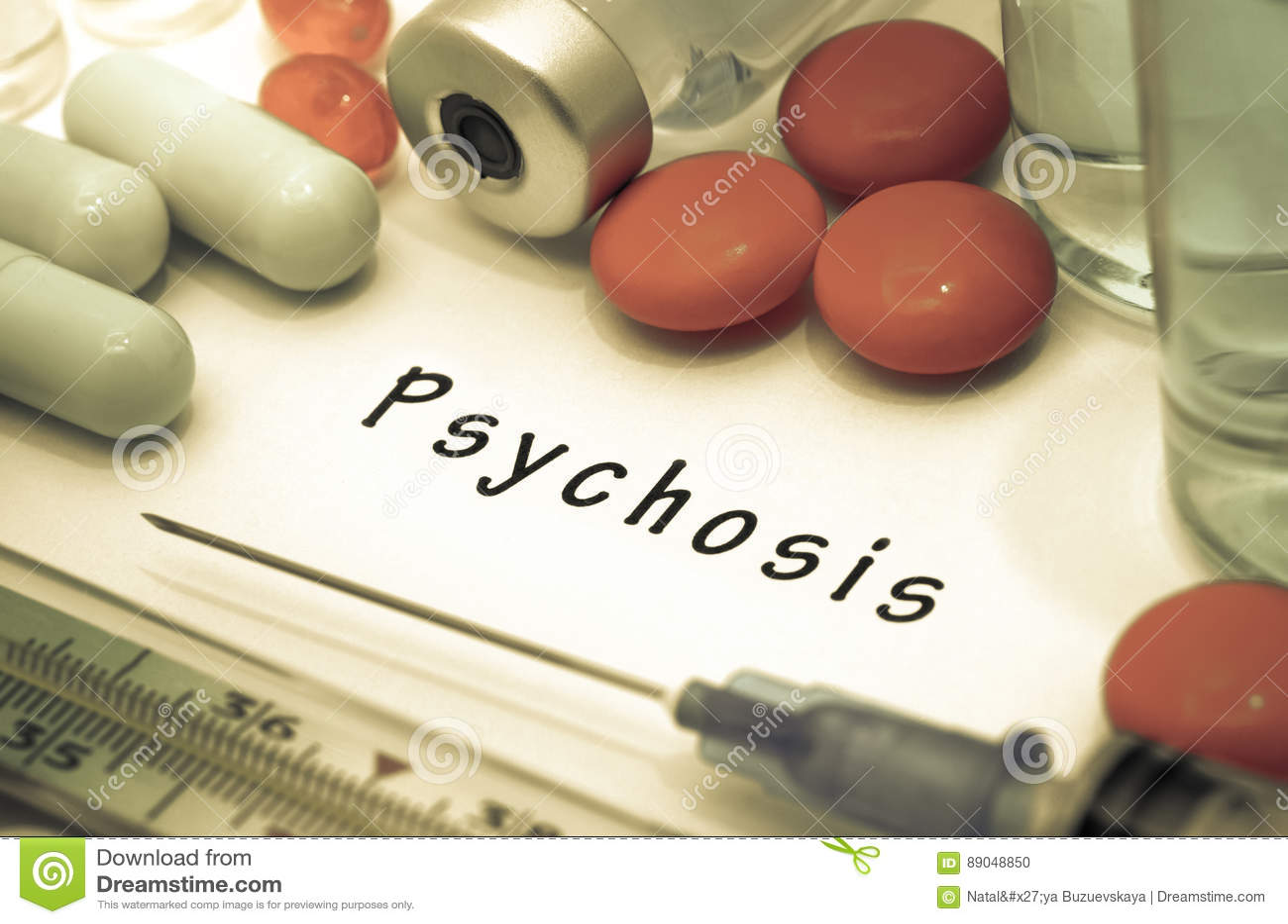 Drug-Induced Psychotic Symptoms