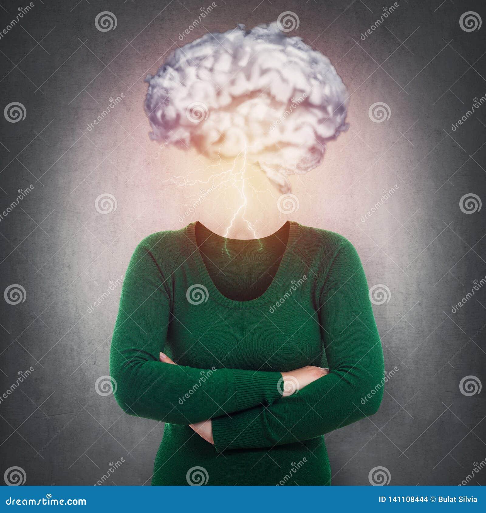 Psykologiskt begrepp för psykisk störning