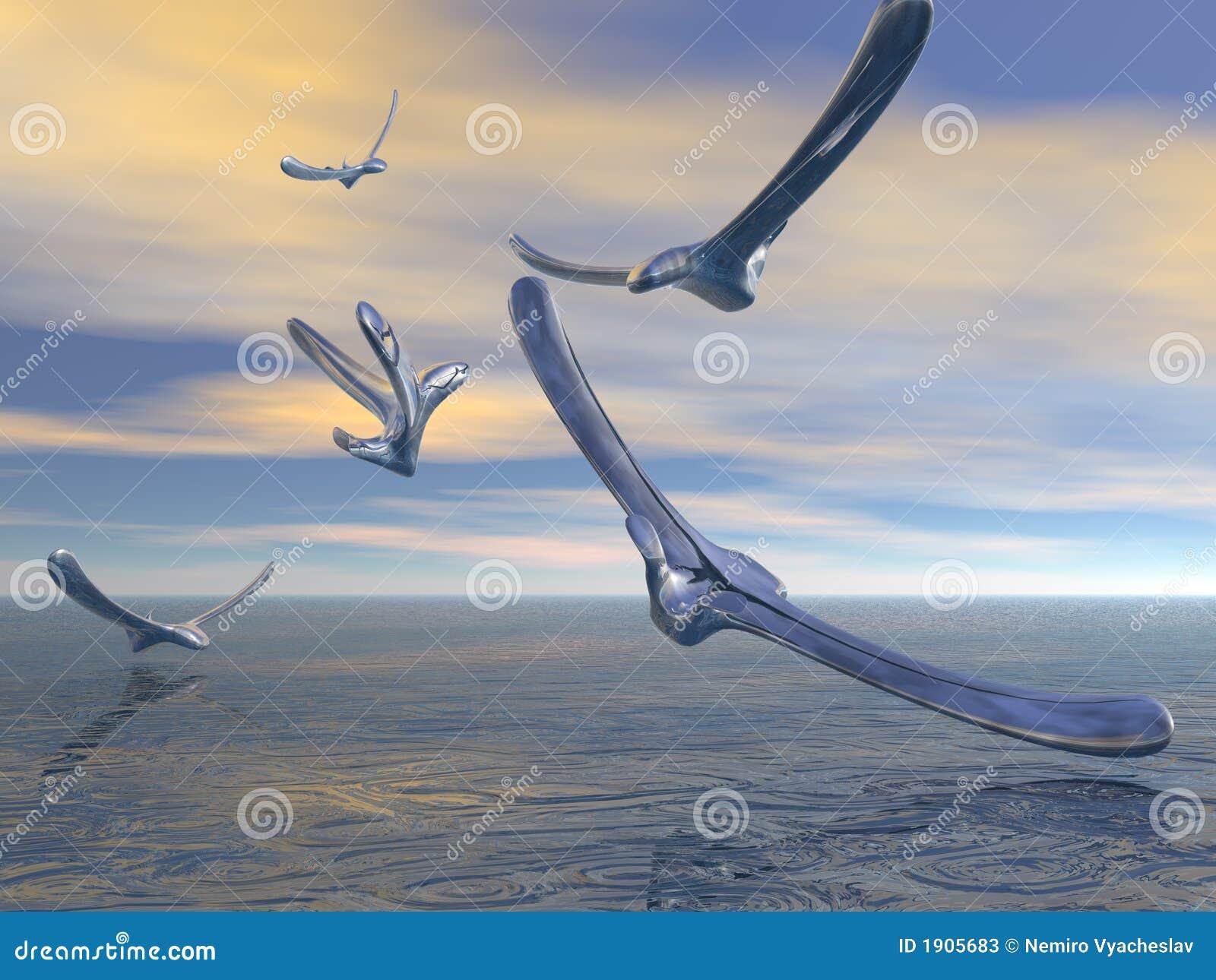 Ptak rtęci