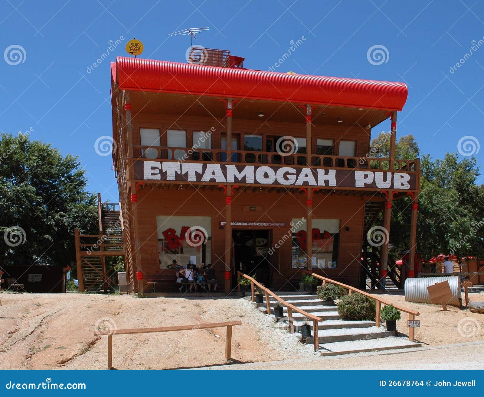 Pub de Ettamogah.