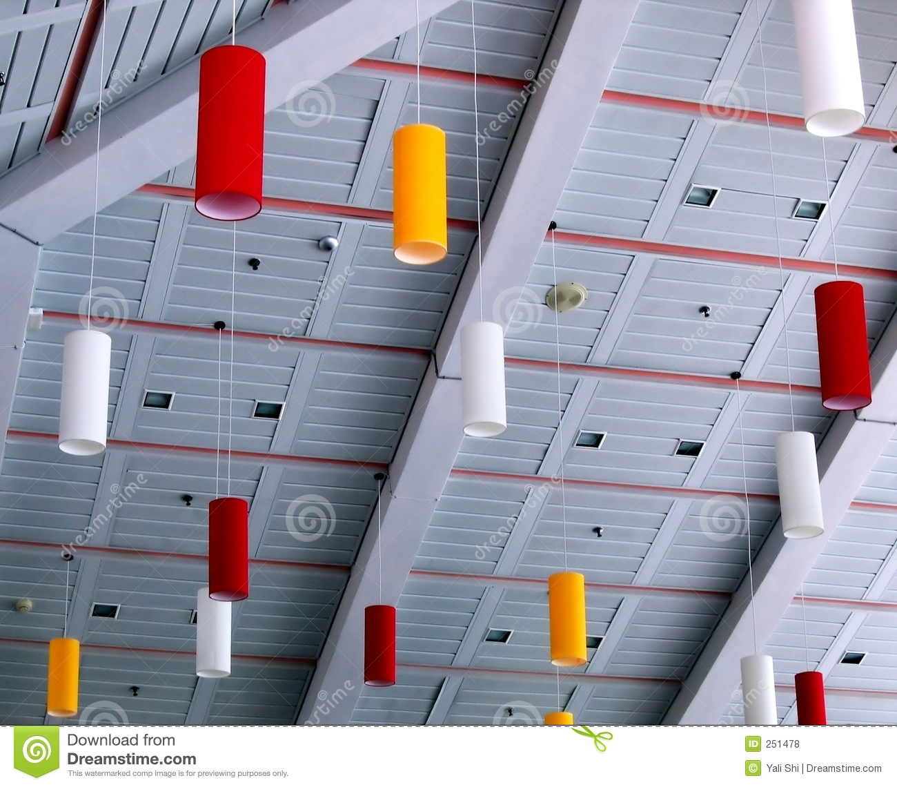 Public Facility Ceiling Design Royalty Free Stock Photos - Image ...