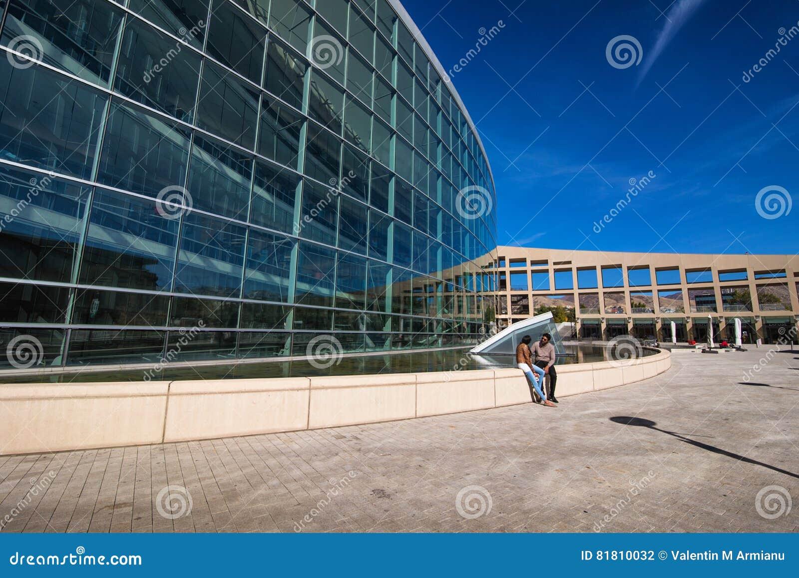 Salt Lake City Police Department Building