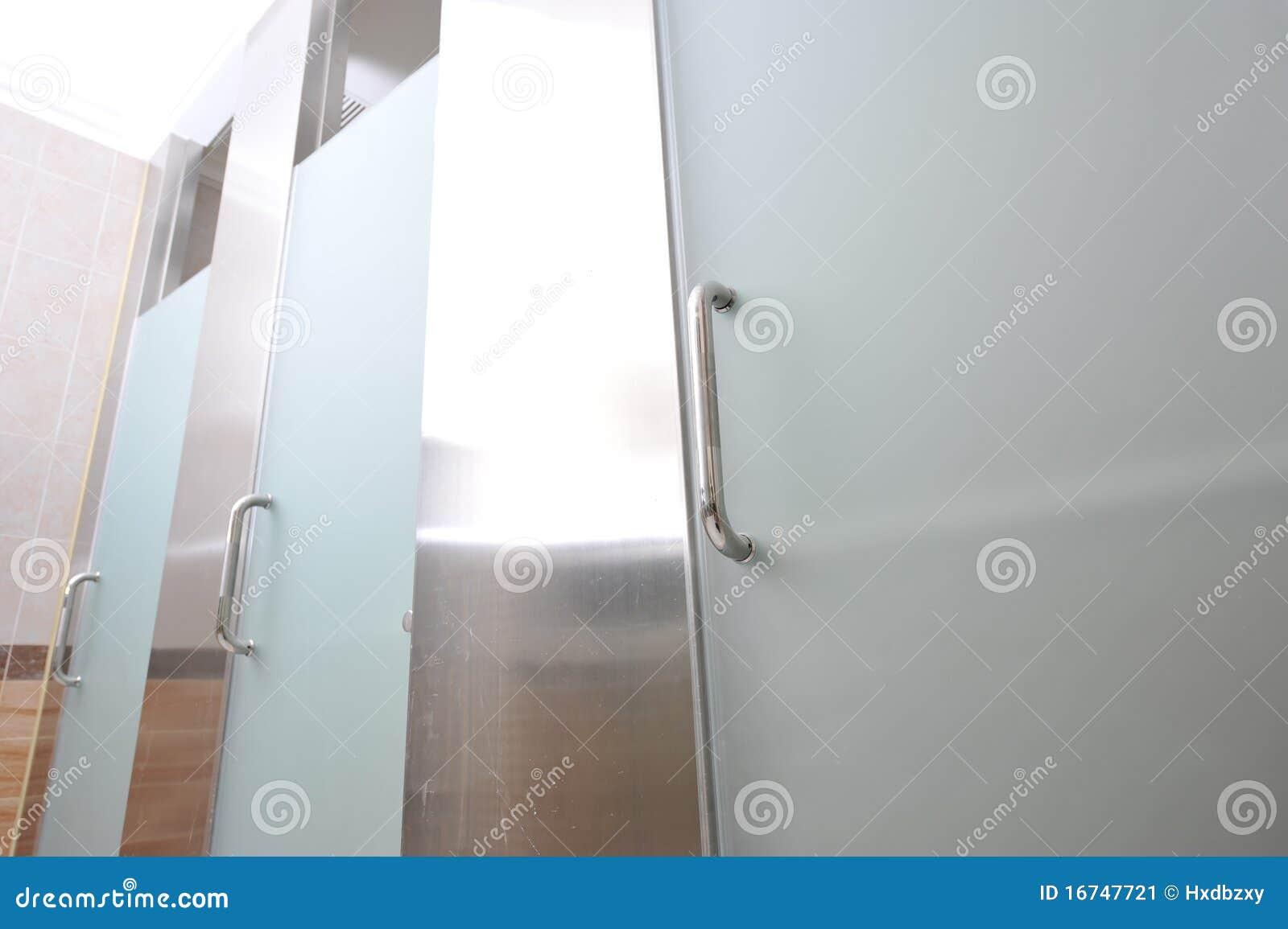 Public Shower Stock Image Image Of Background Close