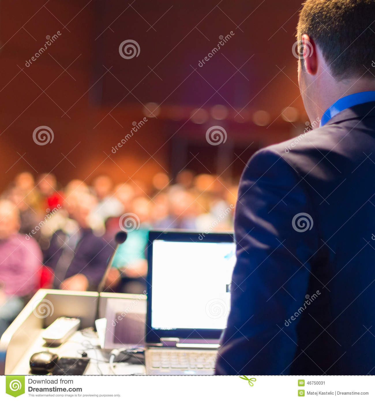 how to become a speaker at conferences