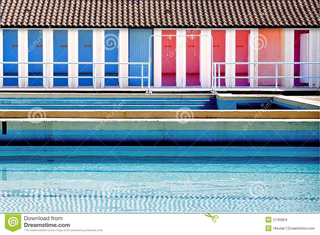 Public showers with wooden divider wall and dark t stock photography 22797086 for Alderwood pool public swim times