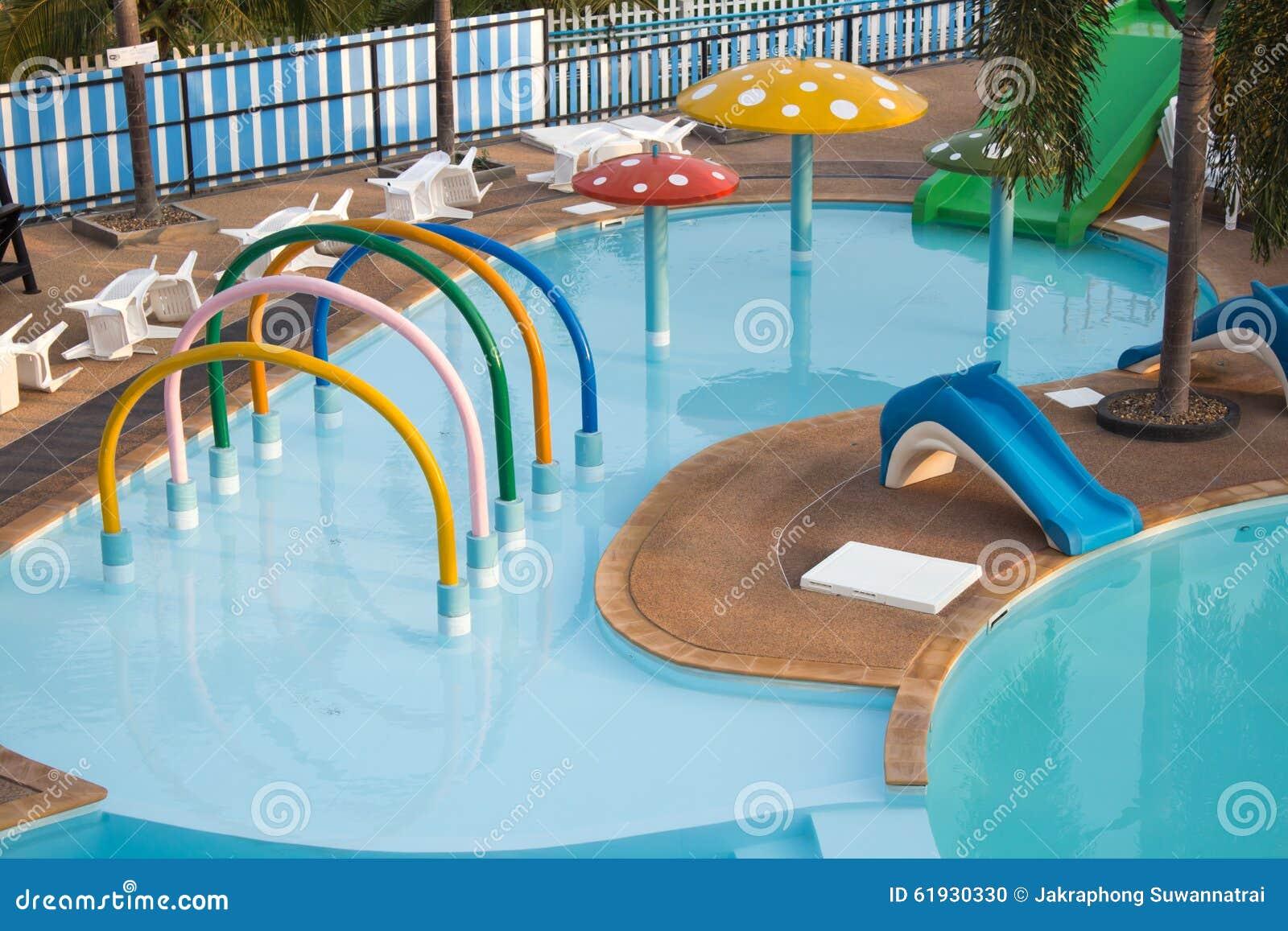 Kids Public Swimming Pool
