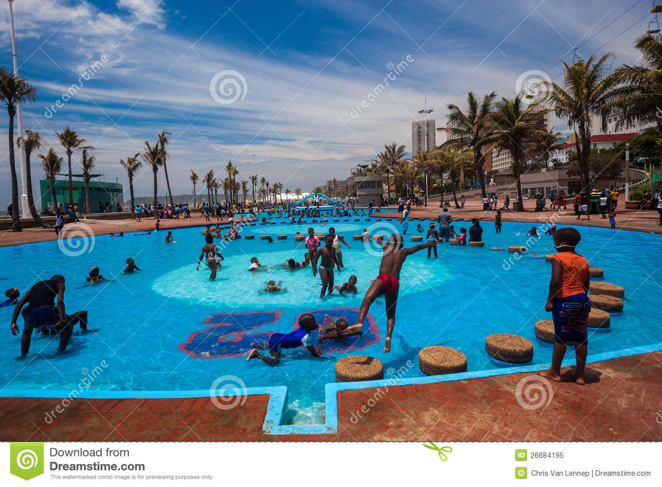 Public swimming pools holidays editorial image image - Public swimming pool design ...