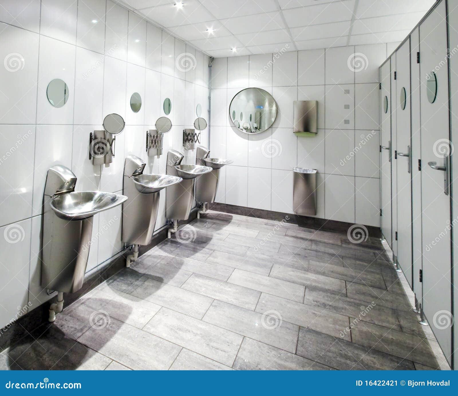Public Toilet Stock Image Image 16422421
