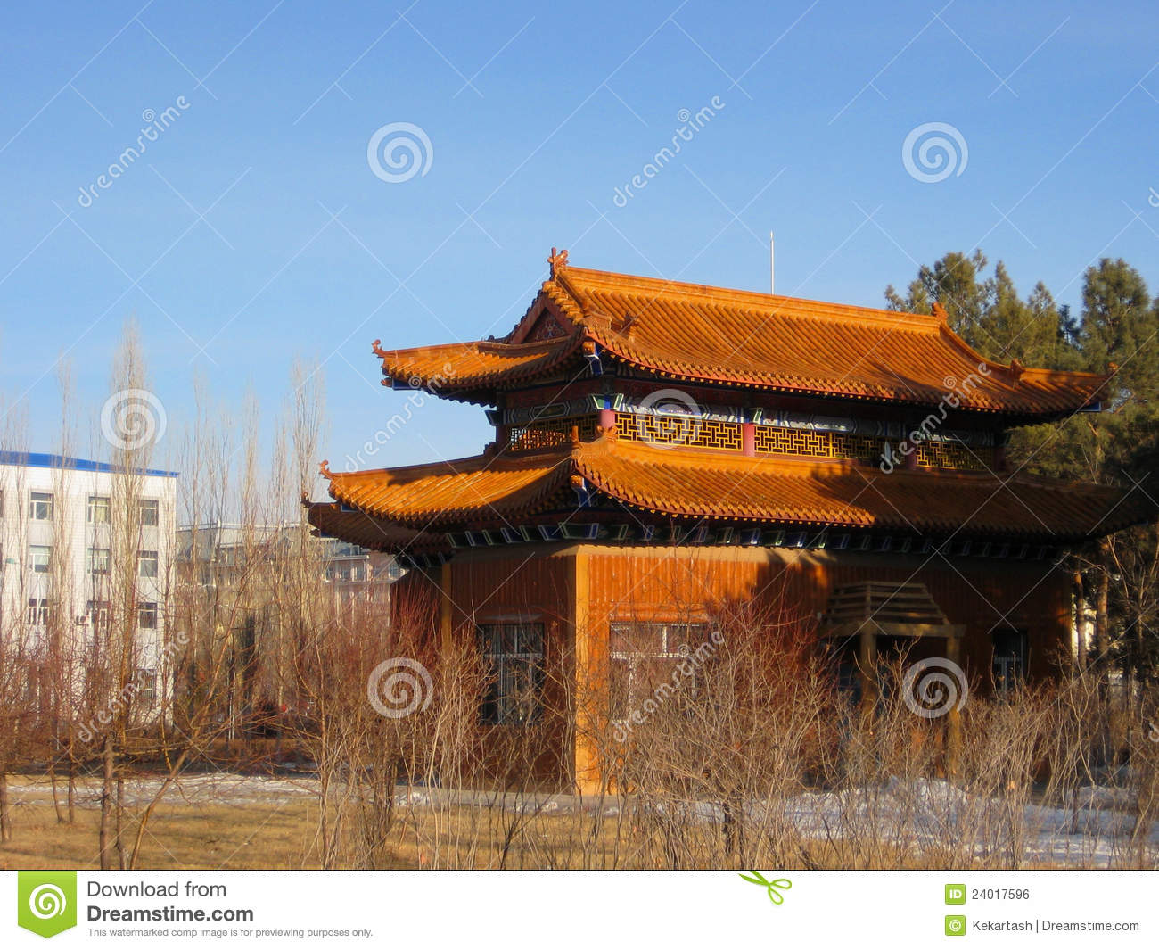 Heihe China  City new picture : Public Toilet In Heihe China Royalty Free Stock Image Image ...