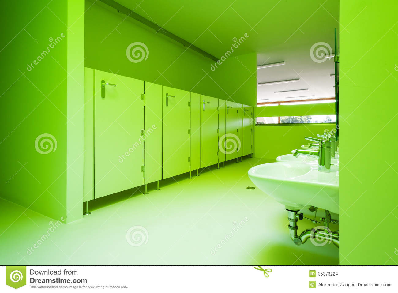 Public toilets stock images image 35373224 Public bathroom design architecture