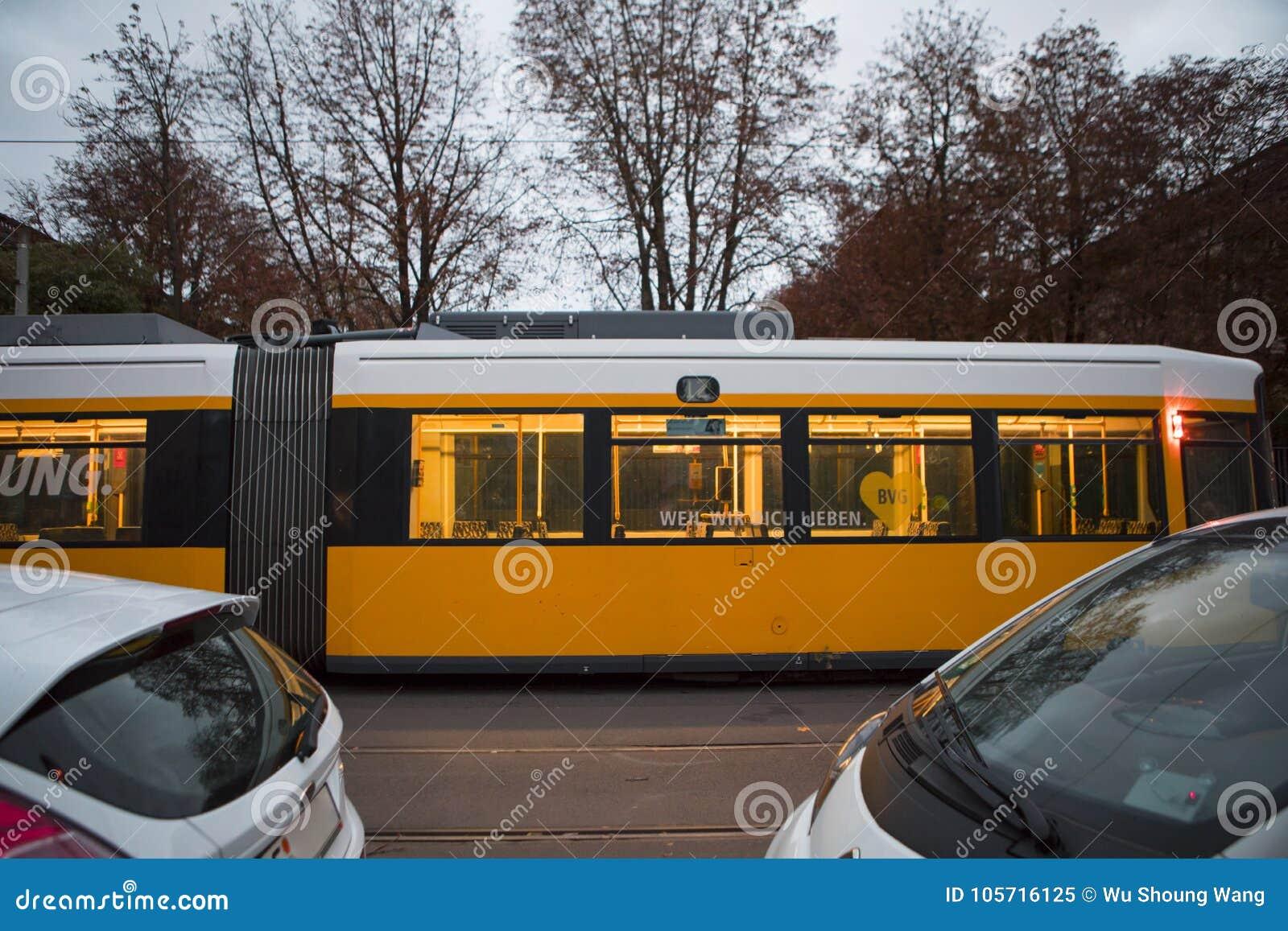 Germany Berlin Museum Island Public Transport System Progressive Light Rail Editorial Image Image Of Europe Capital 105716125