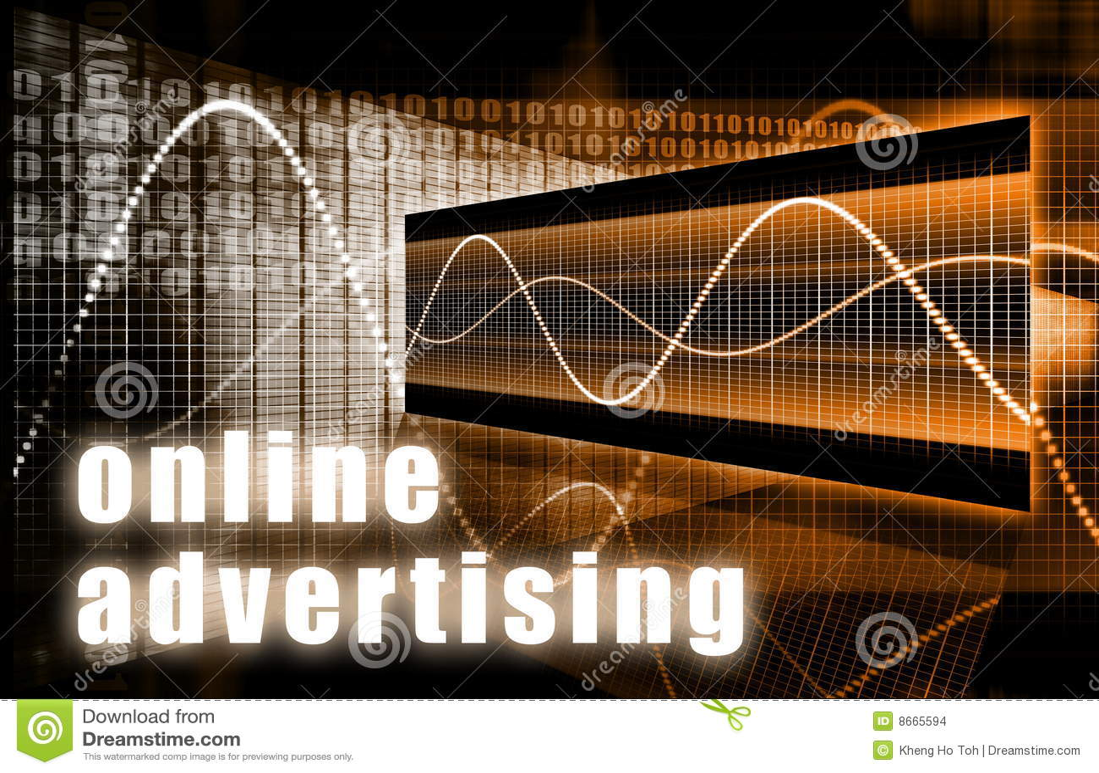 Publicité en ligne