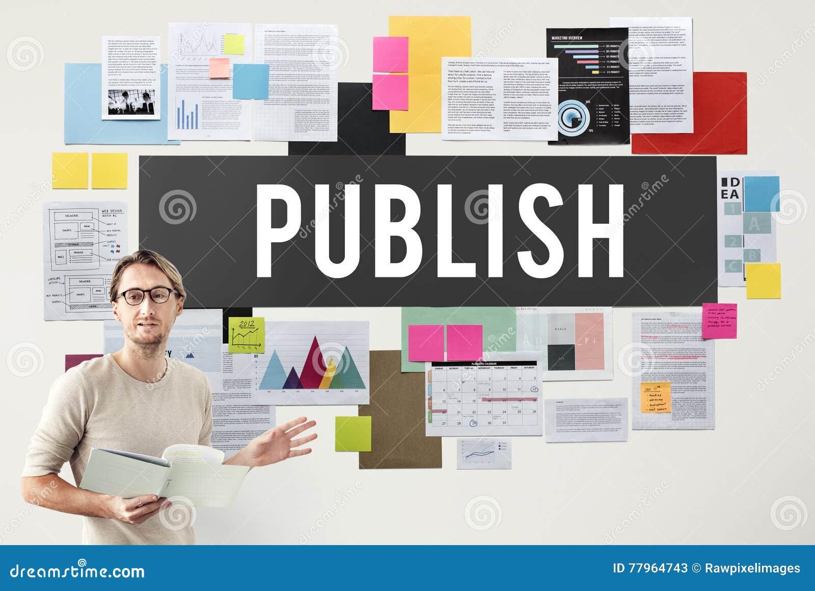 Publique o artigo que o produto satisfeito do cargo dos meios escreve o conceito