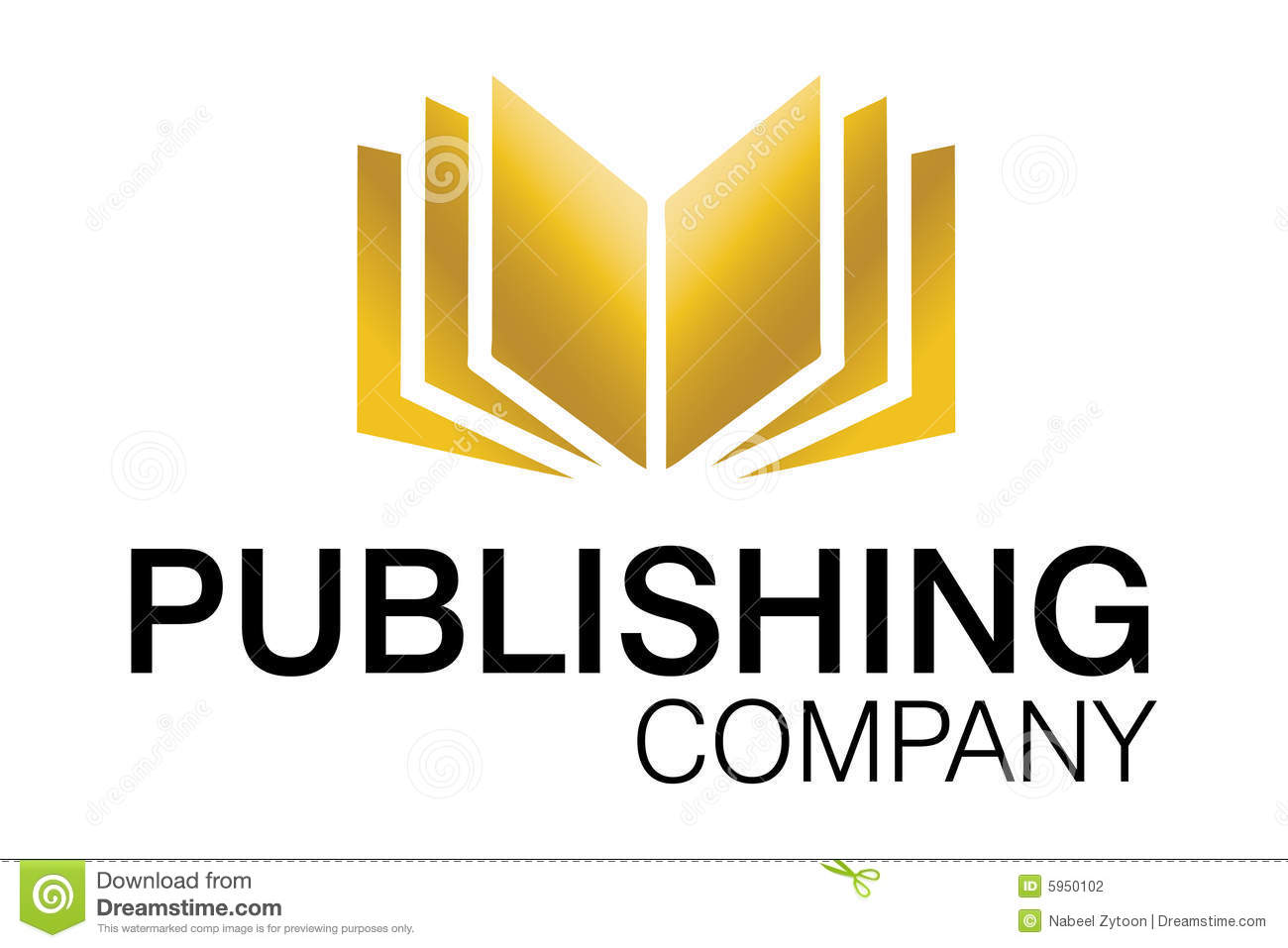 Publishing company Logo stock vector. Image of trade ... Pictures Publishers