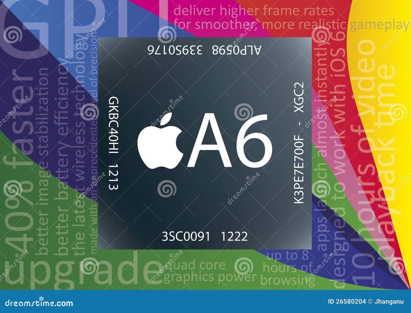 Puce d Apple A6
