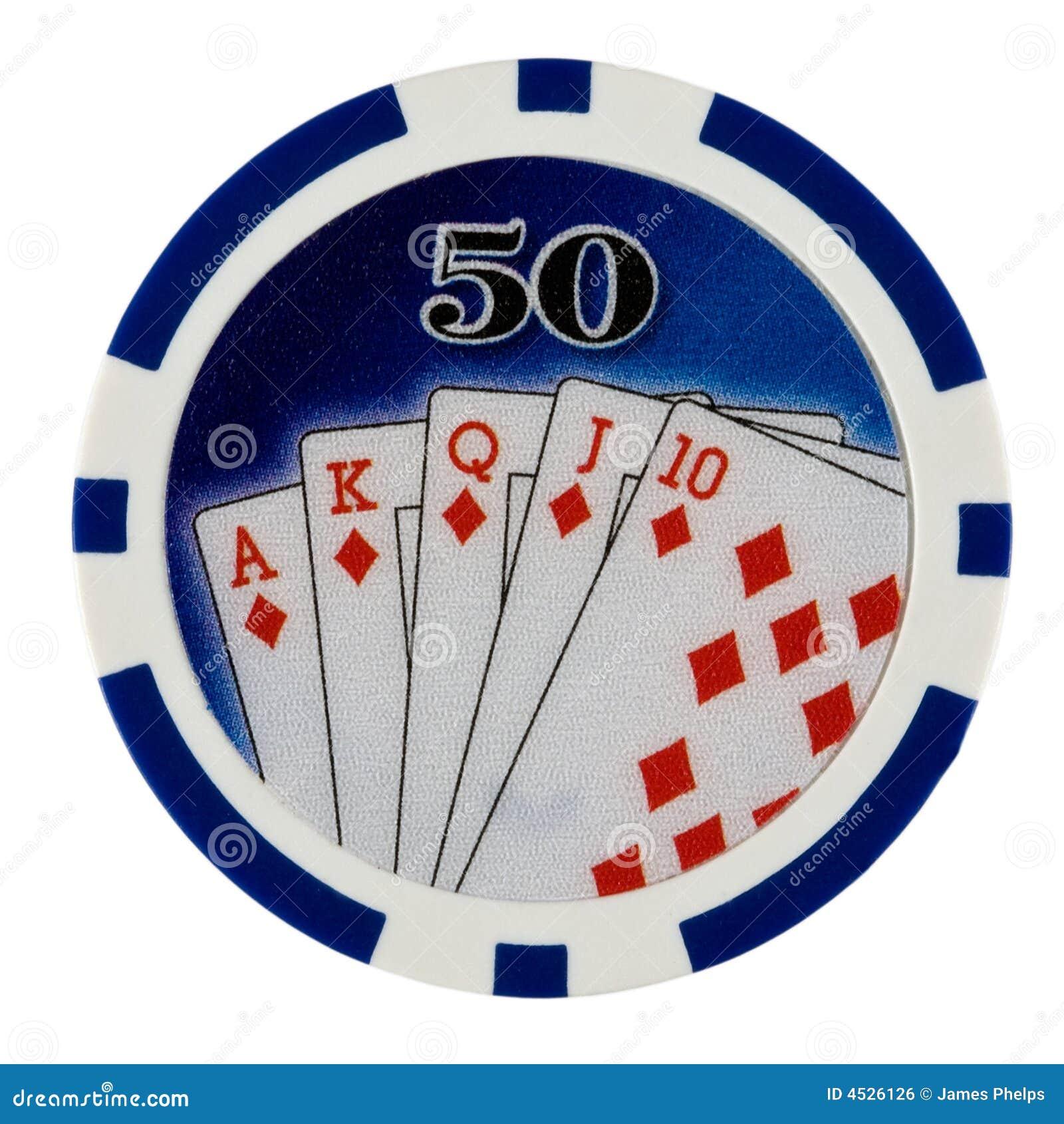 Puce de tisonnier de casino