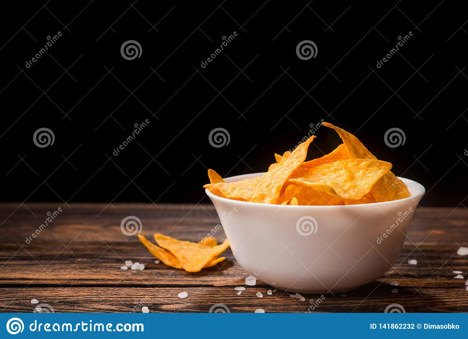 Puces mexicaines de nacho