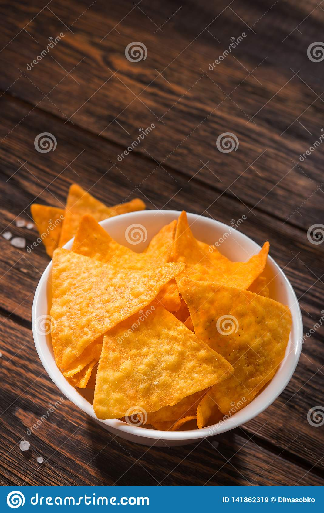 Puces mexicaines de nacho