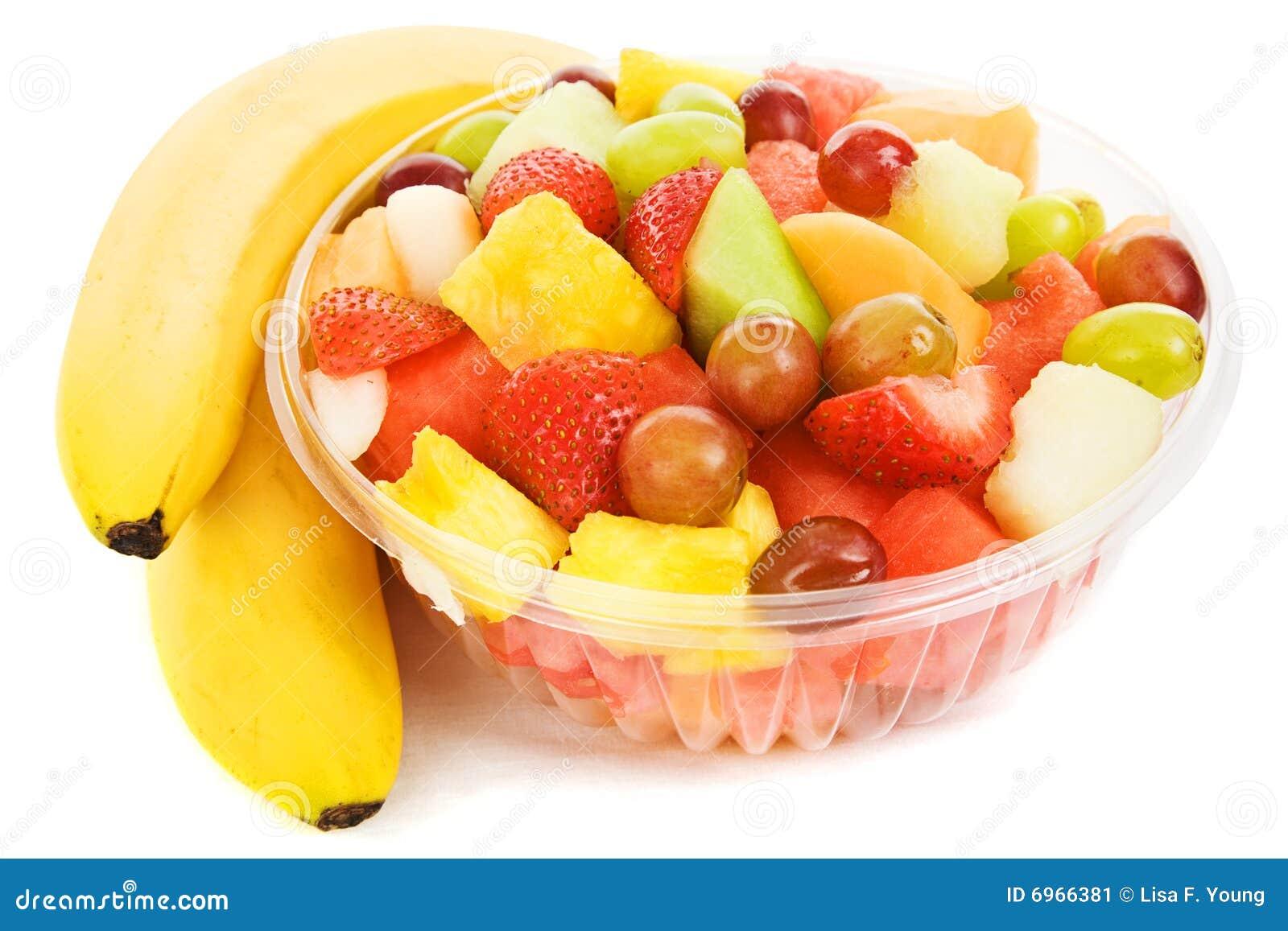 Pucharu tropikalny owocowy