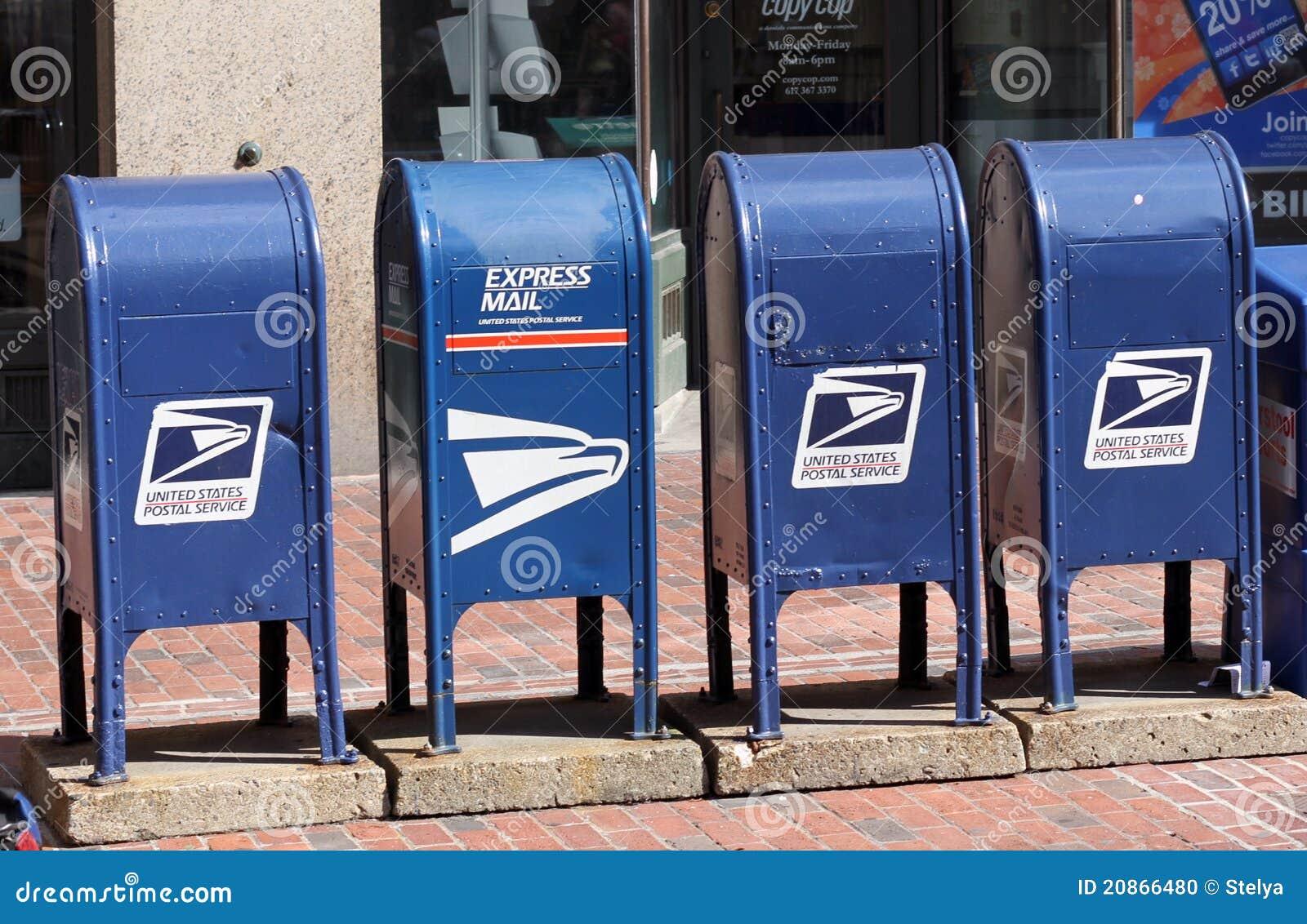 Pudełka mail my