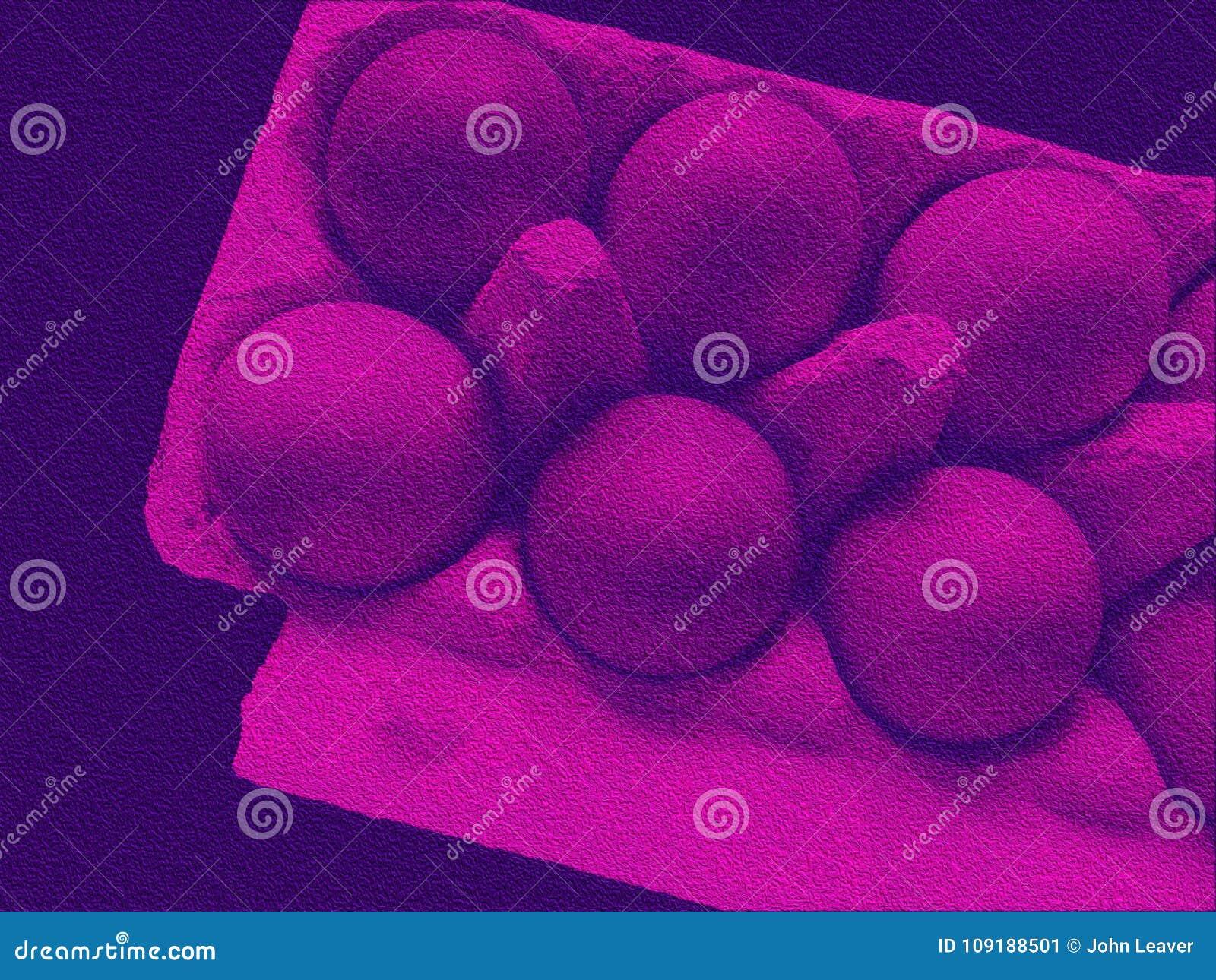 Pudełkowaci jajka