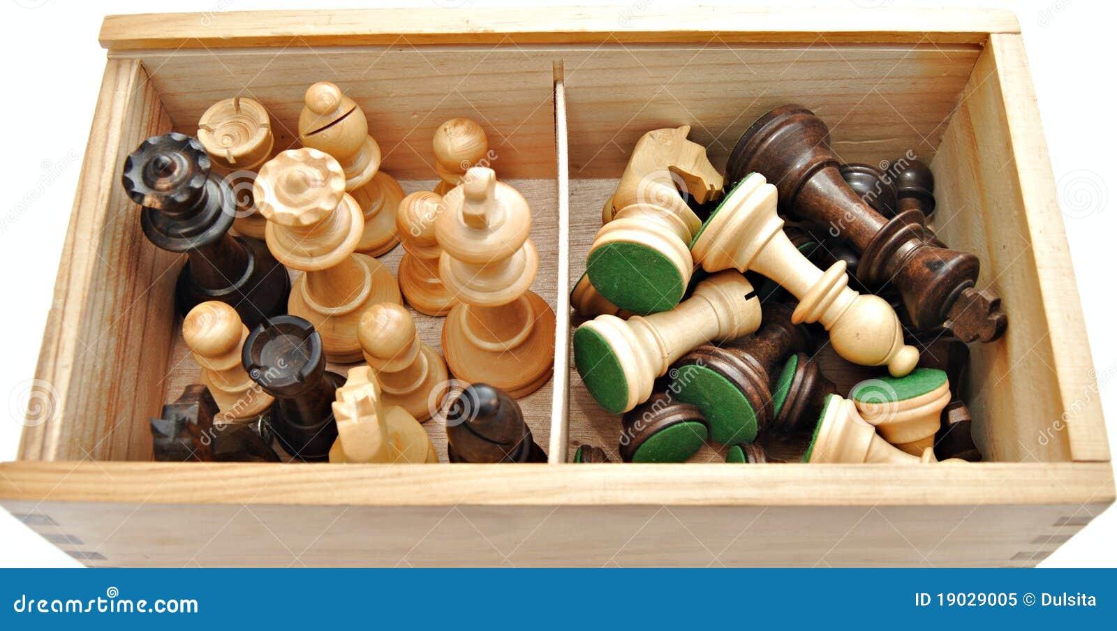 Pudełkowaci szachowi kawałki