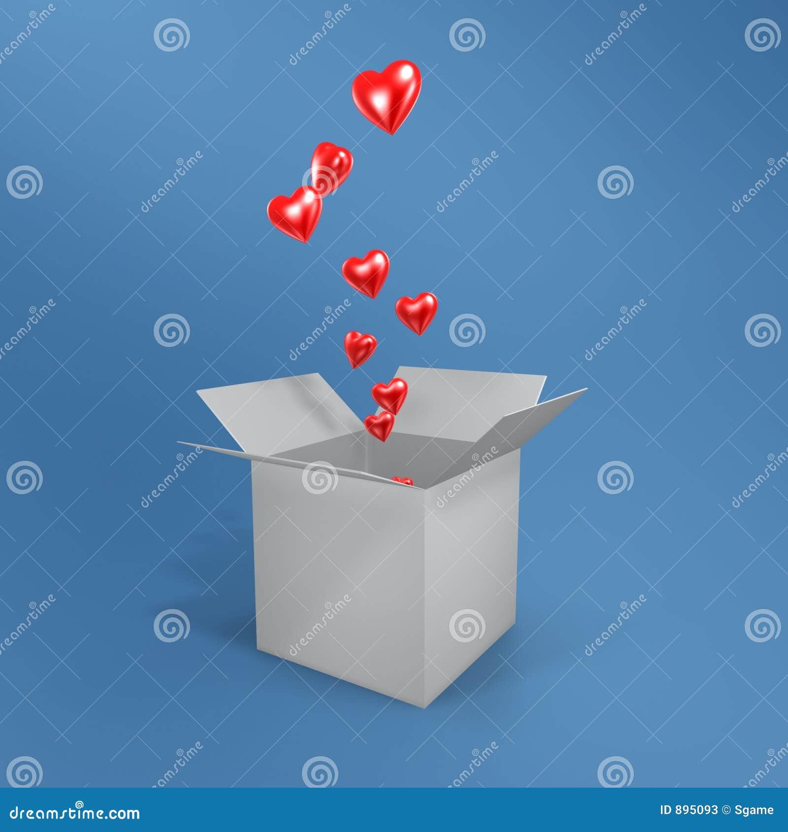 Pudełkowata miłości