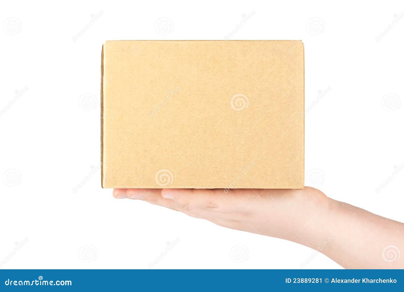 Pudełkowata ręka