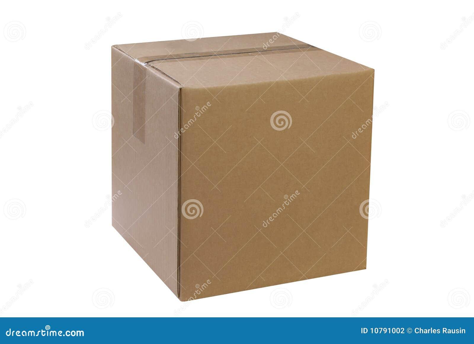 Pudełkowaty karton