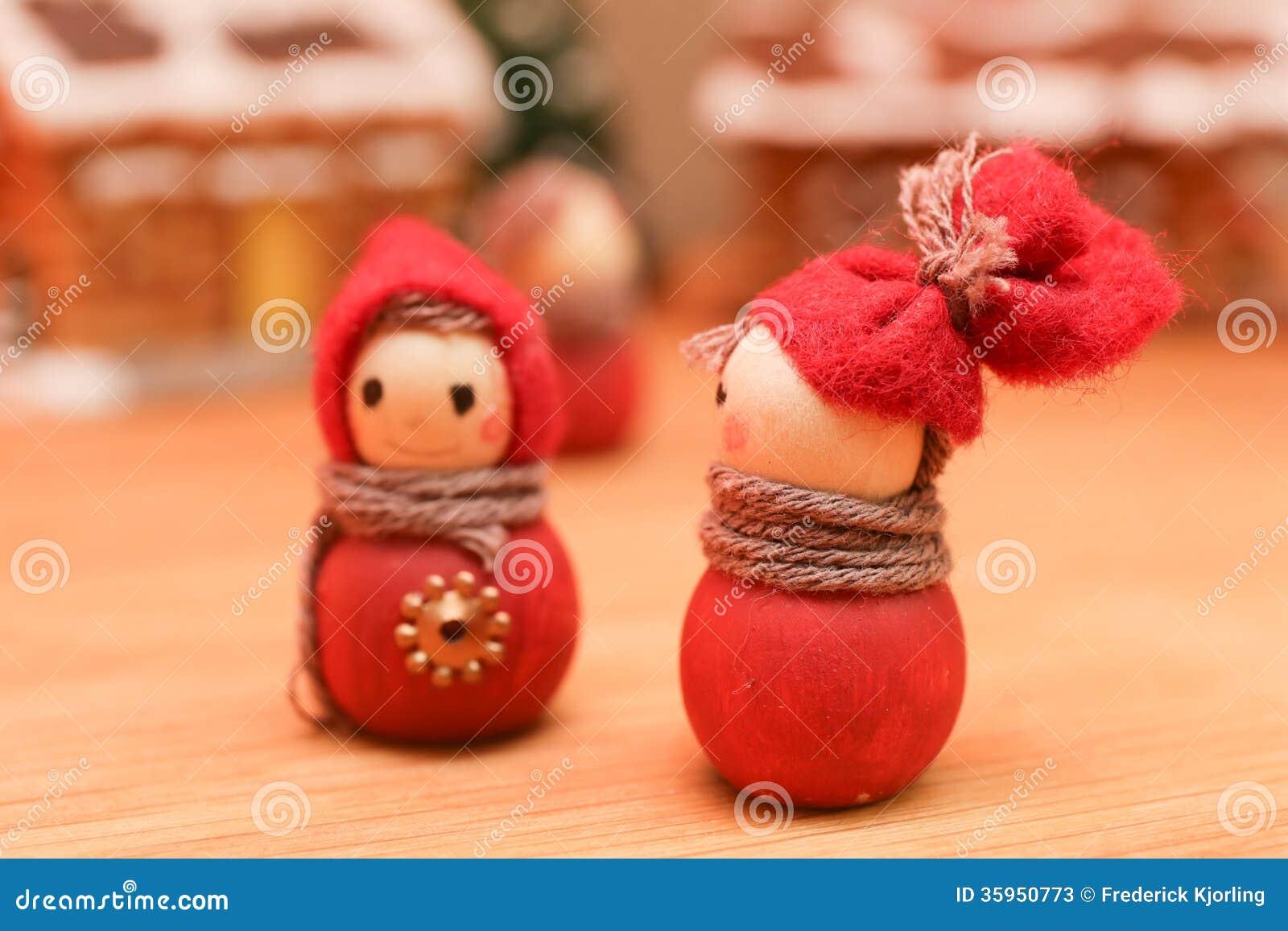 Pueblo del invierno