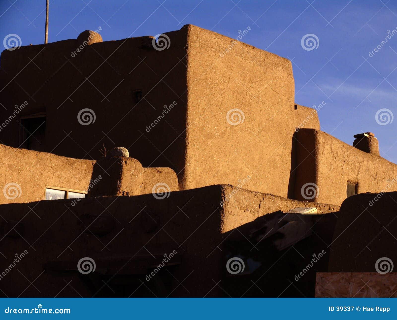 Pueblo di Taos