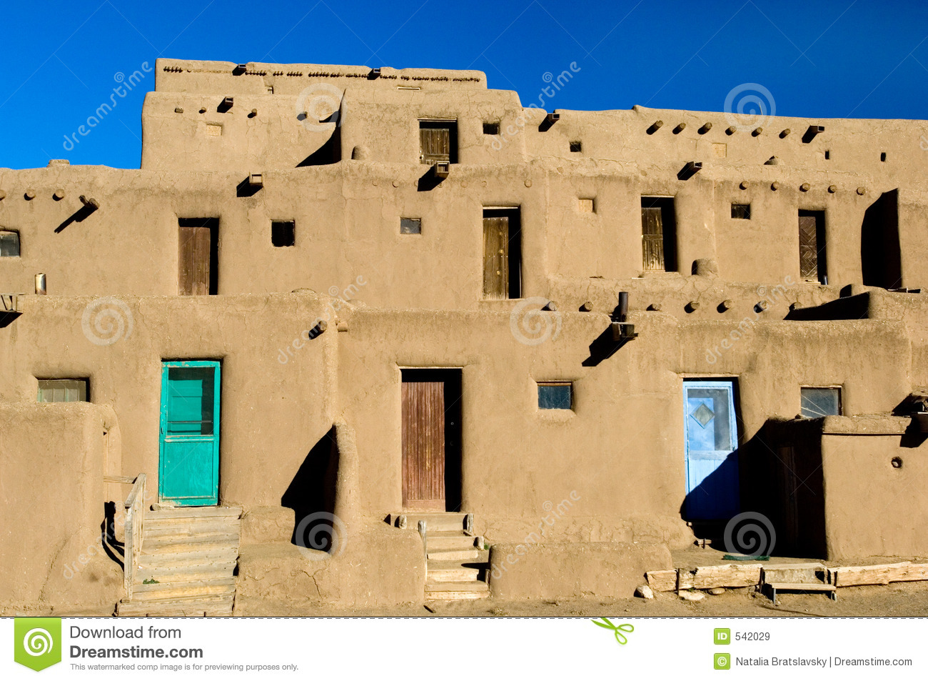 Royalty Free Stock Images Pueblo Village Image542029 on pueblo home plans