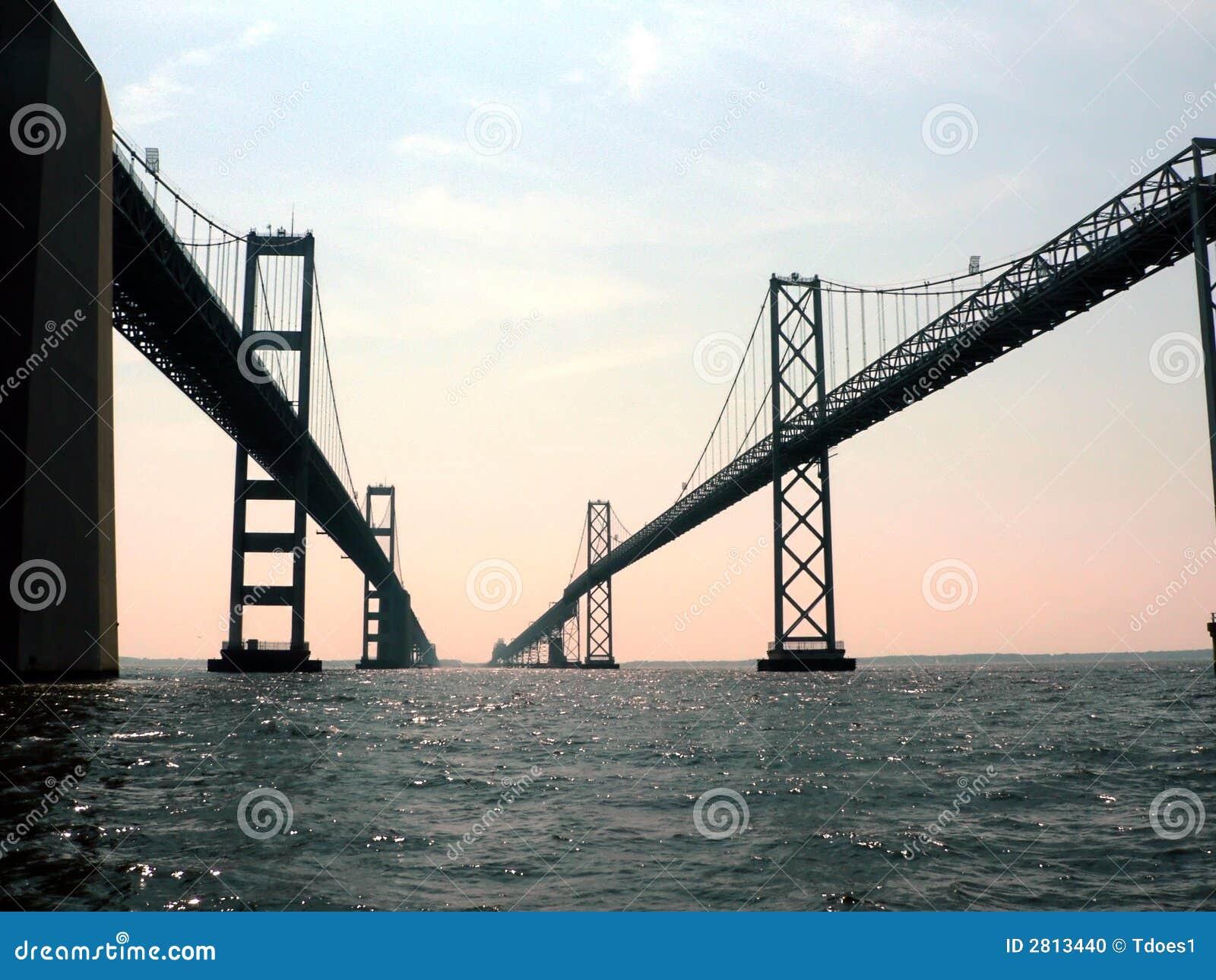 Puente 2 de la bahía de Chesapeake