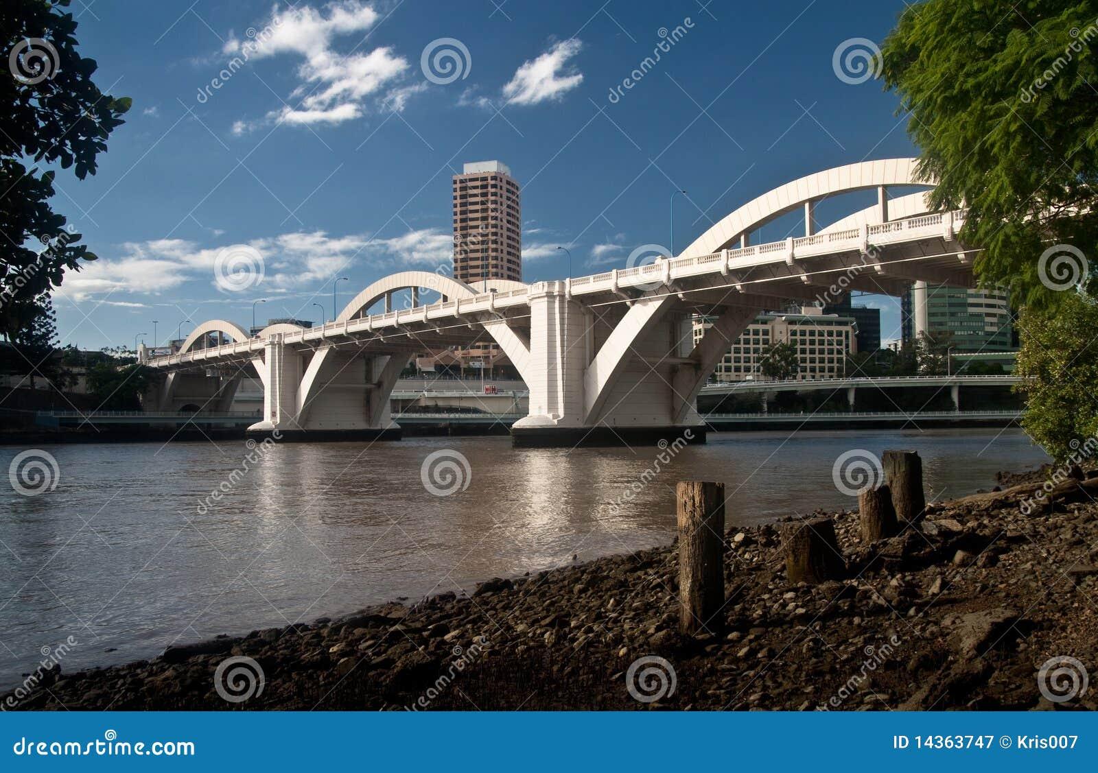 Puente alegre de Guillermo de Brisbane