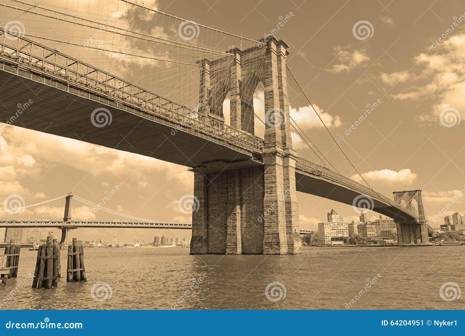 Puente de Brooklyn, New York City