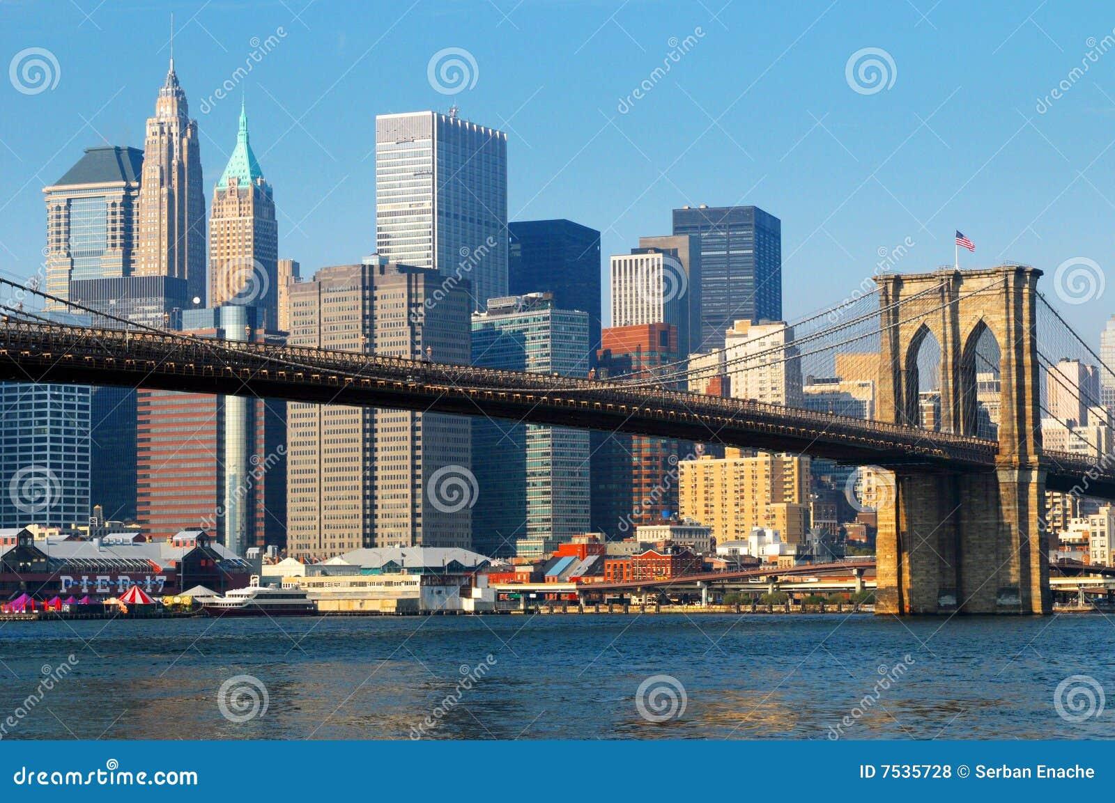 Puente de Brooklyn New York City