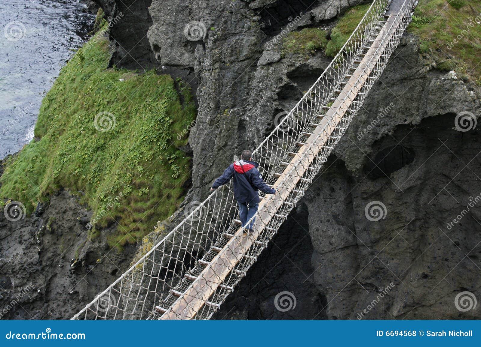 Puente de cuerda
