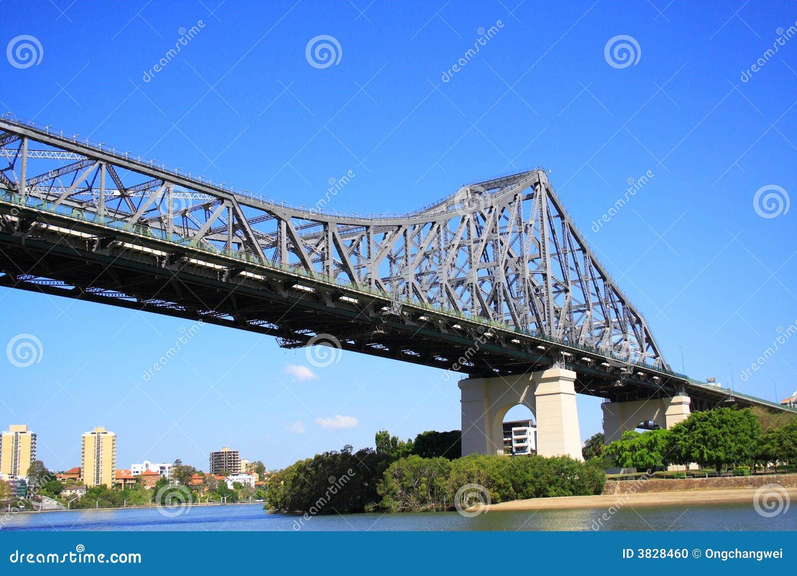 Puente de la historia de Brisbane