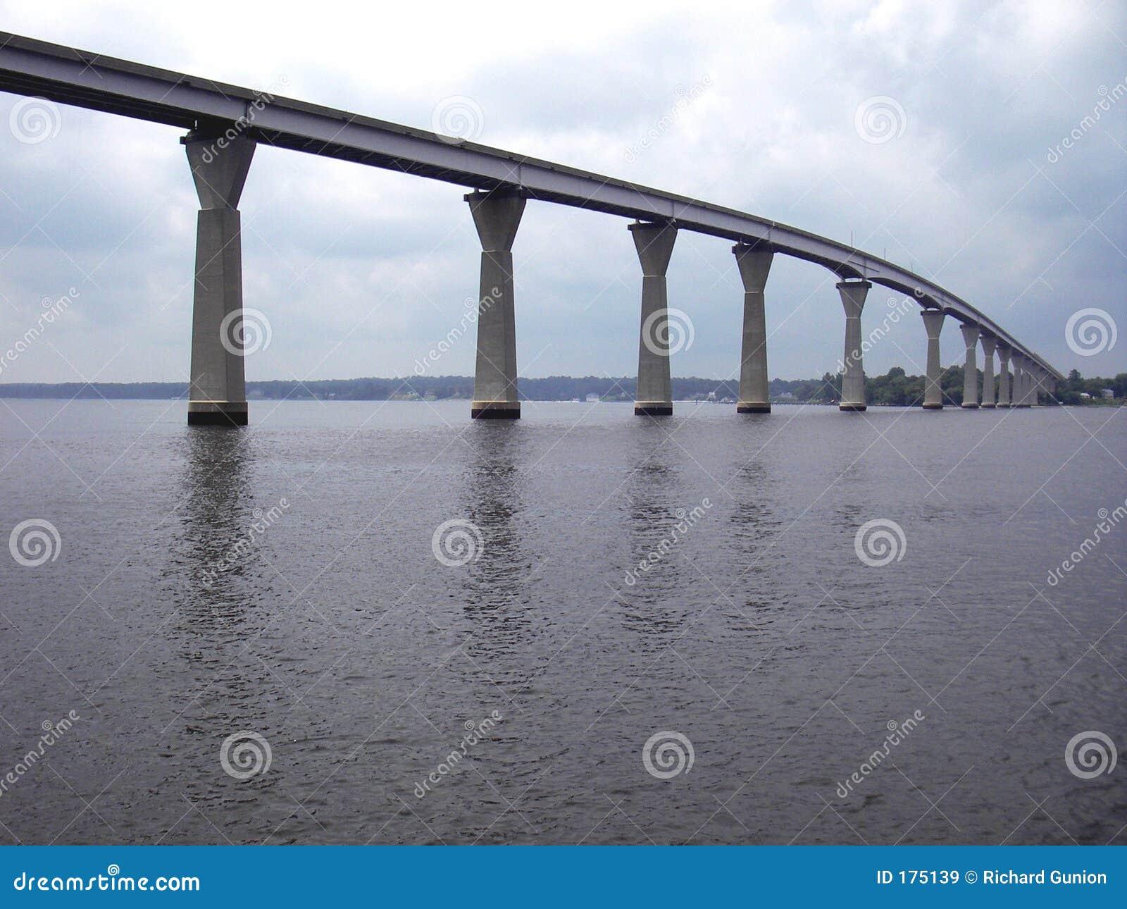 Puente de la isla de Solomons