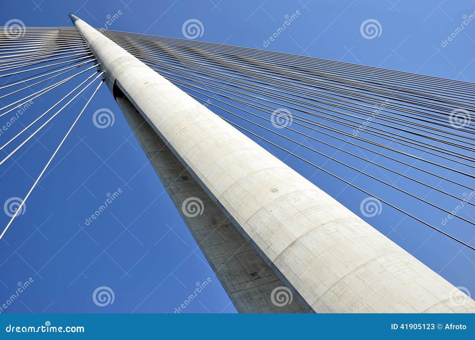 Puente de la suspensión Bridge