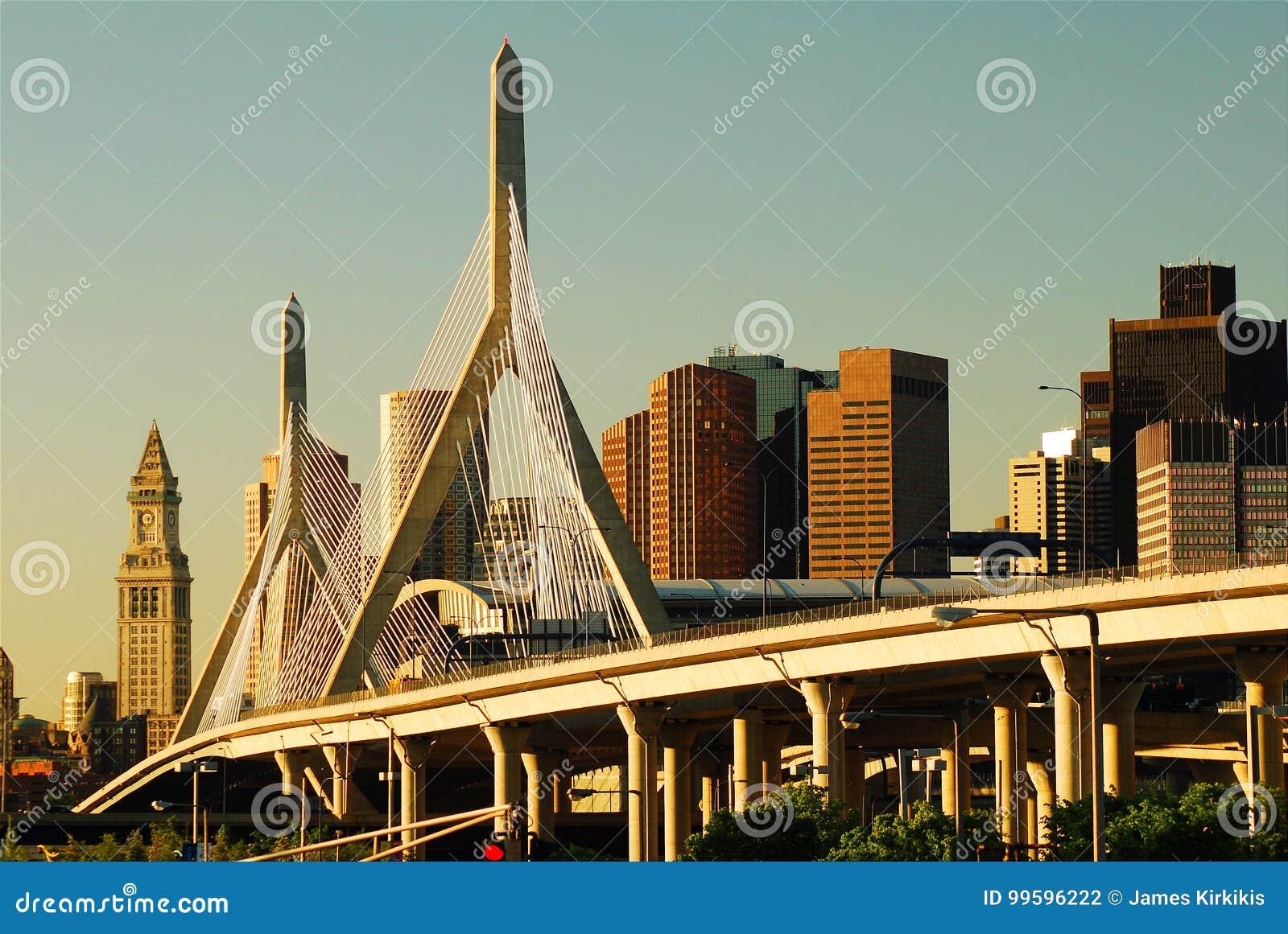 Puente de Zakim, Boston