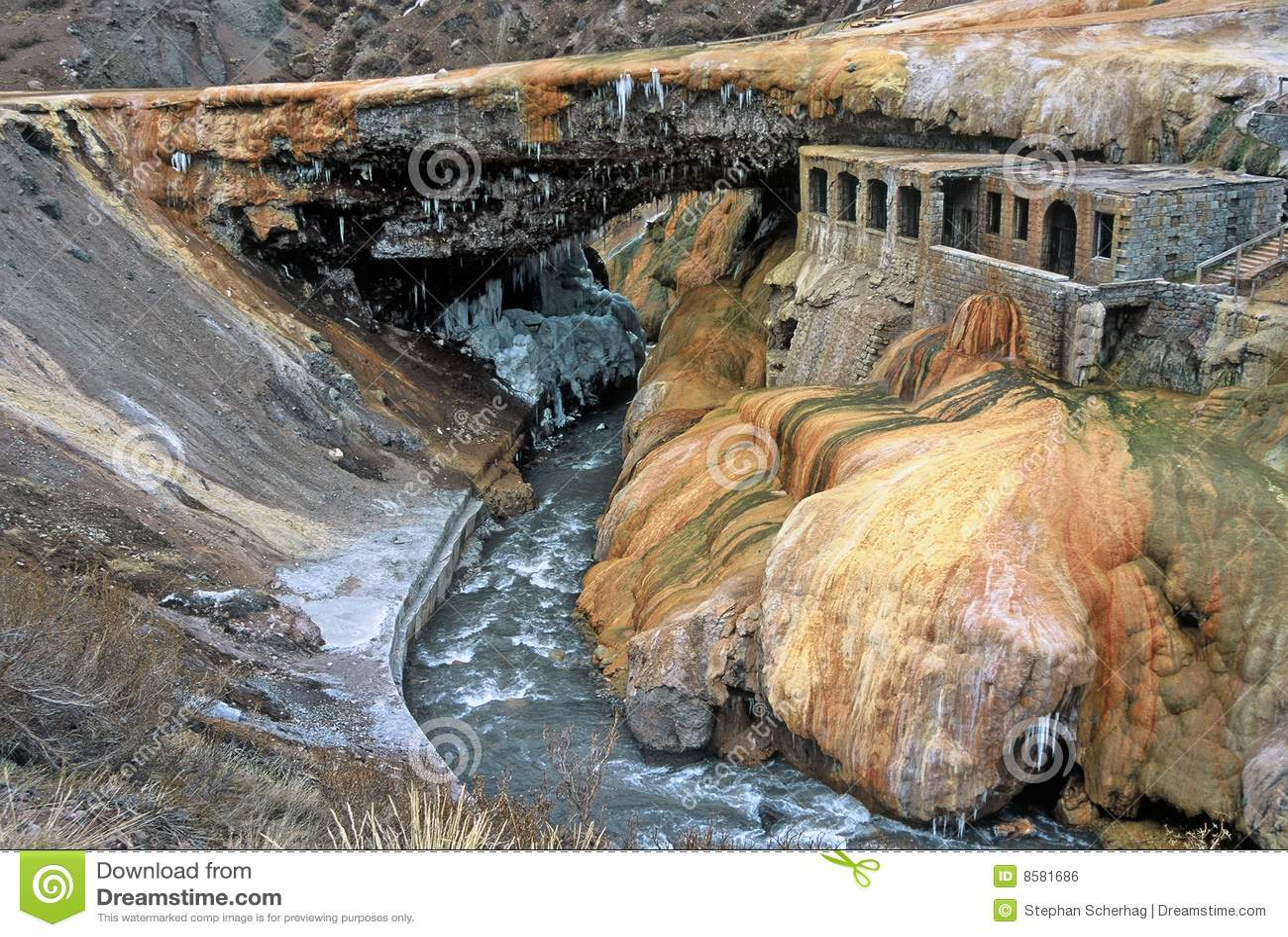 Puente del Inca, Mendoza, Argentina